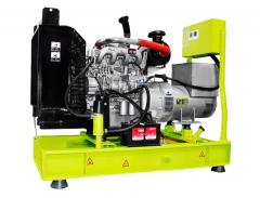 Diesel generator, power plant of Inter of 10,4 kW