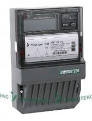 The electric power meter is three-phase, it is active / reactive Mercury 230 ART