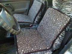 Овечья накидка на автомобильное сиденье