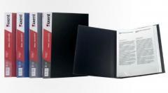 Дисплей-книга А4,  40 файлов