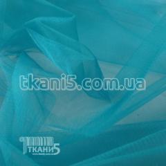 Ткань Фатин crystal трехметровый (Мор.волна)