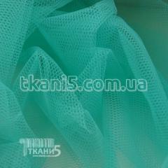 Ткань Фатин жесткий (зеленая мята)