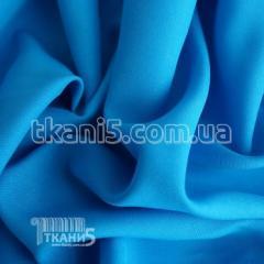Ткань Габардин (голубая бирюза)