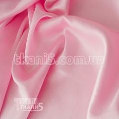 Satin-backed crepe (pink)