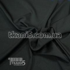Ткань Микродайвинг однотонный (черный)