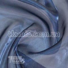 Ткань Органза (темно-синий)