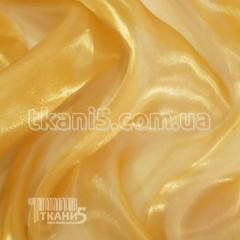 Ткань Органза (золото)