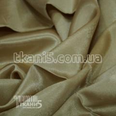 Satin-backed crepe (beige)