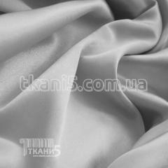 Satin-backed crepe (light-gray)
