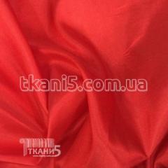 Taffeta (red)