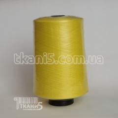 Нитки для оверлока 150D/1 ( желтый )