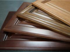 Мебельные фасады из клееной древесины