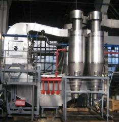 The equipment the A1-FMU-150G brand for processing