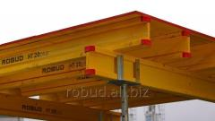 Beam wooden ROBUD H20 overlapping timbering