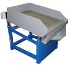 VS-300 vibrosieve Productivity: 300 kg/h; Rated