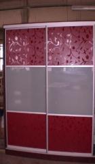 Production of sliding wardrobes