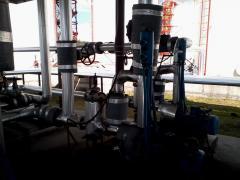 Оборудование резервуарного парка
