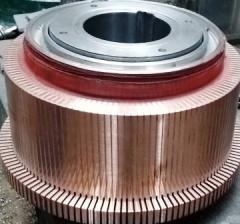 Коллектора к экскаваторным электродвигателям