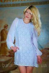 Платье белое Код: 351/ТР