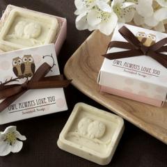 Подарочное мыло Сова