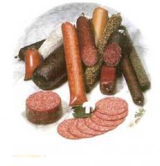 Оболочки фазеровые (фиброузные) NaloFaser для варено-копченых, сырокопчёных, сыровяленых колбас
