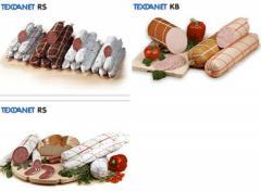 Оболочки текстильные TEXDANET (в сетке)