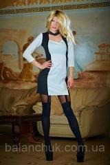 Dress black-and-white Code: 4022/VA