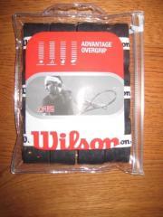 Windings for tennis, squash, badminton of Wilson