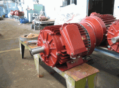 Electric motor 4AMU280M2 IM1081 general industrial