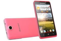 Мобильный Телефон Lenovo A656 Pink