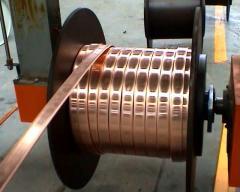 Copper tire Cu-ETP myag MKM, Germany, 10 40 4000
