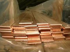 The copper tire M1 Sq.m soft, for transformers of