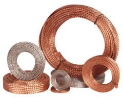 Copper rolled wire