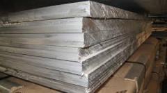 Плита алюминиевая 1561(АМГ61),  70 -1500-4000
