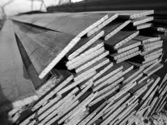 Strip of tool steel