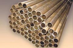Brass pipe 10h1, 5 L63