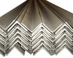 Уголок алюминиевый 35х35х2 АД31Т без покрытия равнополочный