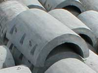 Weighting compounds reinforced concrete national
