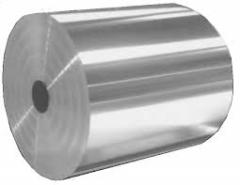Aluminium foil (roll) 8011 m, 0, 1h600
