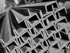 Low-alloy channel steel