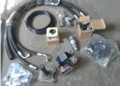 Hydraulic tipper BINOTTO (Italy) mechanical drive