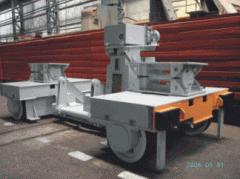 Оборудование коксовое: машина углезагрузочная МУЗ