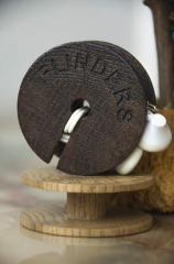 The coil for earphones
