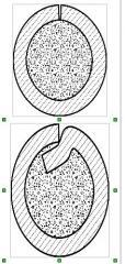 Miez de flux sârmă PP-120 (pp-NP-18H1G1M)