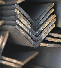 Уголки стальные