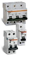 Аппараты защиты цепей на токи до 125А Schneider