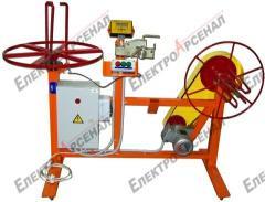 Machine otmotochny OPTIMA - M for rewind of