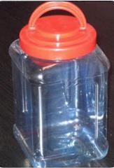 Банка ПЭТ, объем - 3 литра, d=100 мм