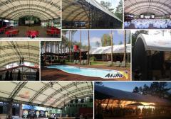 _tentovy kontsruktion for concert arenas