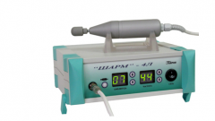 Portable SHARM-4L device. The electric equipment